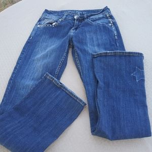Cowgirl Tuff Star jeans